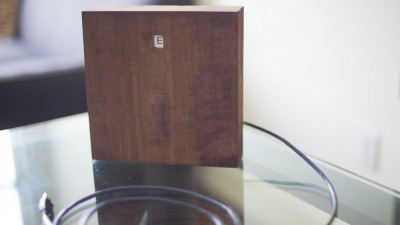 Walnut Alpha Display