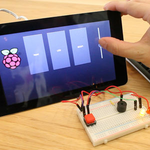 Kivy, GPIO, and the Raspberry Pi Touch Display